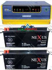 1.5kva Inverter Installation With Nexus Battery   Electrical Equipments for sale in Abuja (FCT) State, Wuse 2