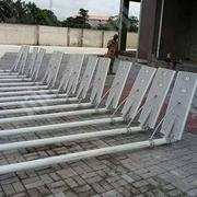 60w All In One LITHIUM Batteries Solar Street Light+ Pole+Installation | Solar Energy for sale in Lagos State, Ojo