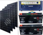 Go Solar... 1.5kva Solar System For Homes And Offices | Solar Energy for sale in Abuja (FCT) State, Gwarinpa