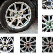Silicon Tyre Nut Covers   Vehicle Parts & Accessories for sale in Lagos State, Ojo