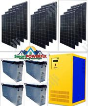 Solar Powered 5kva 48v Inverter Installation | Building & Trades Services for sale in Lagos State, Lekki Phase 1