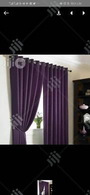 Purple Curtains | Home Accessories for sale in Lagos State, Lagos Mainland