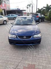 Toyota Corolla 2.0 D Hatchback 2001 Blue | Cars for sale in Delta State, Oshimili South