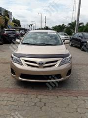 Toyota Corolla 2011 Gold | Cars for sale in Delta State, Oshimili South