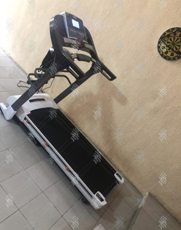 America Fitness Treadmill With Massager