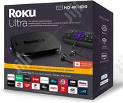 USA 2019 Roku Ultra Streaming Media Player 4K/HD/HDR 2019 | TV & DVD Equipment for sale in Lagos State, Alimosho
