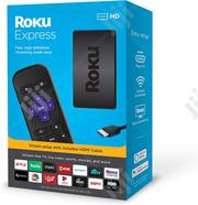 USA 2019 Roku Express HD Streaming Media Player 2019   TV & DVD Equipment for sale in Lagos State, Alimosho