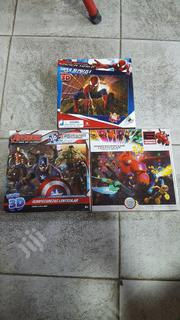 Character Puzzle   Toys for sale in Lagos State, Lagos Island