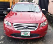 Ford Taurus 2010 Limited Red | Cars for sale in Lagos State, Gbagada