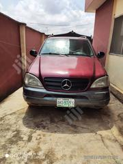 Mercedes-Benz M Class 2000 Red | Cars for sale in Lagos State, Ikotun/Igando