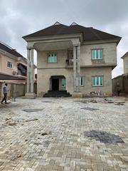 5 Bedrooms Duplex With BQ At Kolapo Ishola Estate Akobo Ibadan | Houses & Apartments For Sale for sale in Oyo State, Lagelu