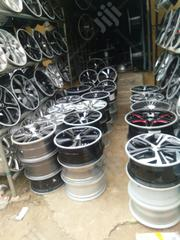 Brand New Alloyed Wheels And Tyers For Sale | Vehicle Parts & Accessories for sale in Lagos State, Victoria Island