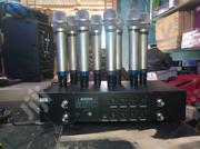 DXE 8 In 1 Professional Microphone | Audio & Music Equipment for sale in Lagos State, Mushin