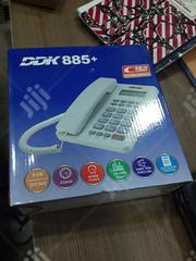 DDK 885+ Caller ID Display Table Phone | Home Appliances for sale in Lagos State, Ikeja