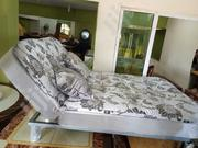Sofa Adjustable to Bed   Furniture for sale in Lagos State, Lekki Phase 1