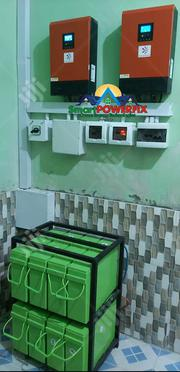 10kva Inverter With MONBAT German Battery Installation | Building & Trades Services for sale in Lagos State, Lekki Phase 1