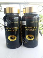 Enjoy Your Sight Again With Vision Vitale 100% FDA Approved Cure | Vitamins & Supplements for sale in Oyo State, Akinyele