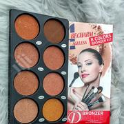 Becharm Ageless 8 Colors Bronzer Palette | Makeup for sale in Lagos State, Agege