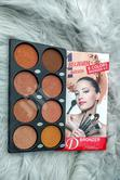 Becharm Ageless 8 Colors Bronzer Palette | Makeup for sale in Agege, Lagos State, Nigeria