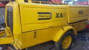 Newly Arrived Tokunbo XAS 160 ATLAS Copco Air Compressor Deutz Engine | Vehicle Parts & Accessories for sale in Lagos State, Apapa