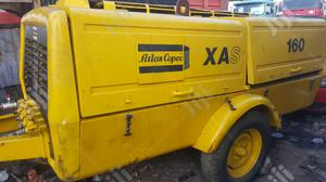 Newly Arrived Tokunbo XAS 160 ATLAS Copco Air Compressor Deutz Engine