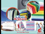 TY Laundry And Dry Cleaning Services | Cleaning Services for sale in Abuja (FCT) State, Garki I