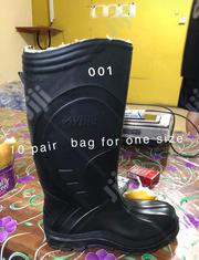 Black Rainboot | Shoes for sale in Lagos State, Lagos Island