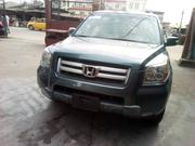 Honda Pilot 2007 LX 4x4 (3.5L 6cyl 5A) Blue   Cars for sale in Lagos State, Lagos Mainland