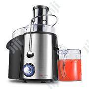 Binatone Turbo Powered Juice Extractor JE-880 - Black | Kitchen Appliances for sale in Abuja (FCT) State, Maitama