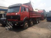 Mercedes Benz Tippers 2007 Red   Trucks & Trailers for sale in Lagos State, Lagos Mainland