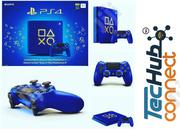 Playstation 4 Slim 1TB Limited Edition Console - Days Of Play Bundle | Video Game Consoles for sale in Lagos State, Ikeja