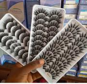 Human Hair Lashes 10in1 | Makeup for sale in Lagos State, Amuwo-Odofin