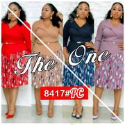 Peplum Gown With Belt   Clothing Accessories for sale in Lagos State, Ikoyi