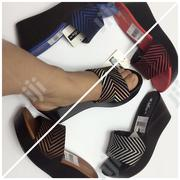Rainbow Head Design Wedge Slippers | Shoes for sale in Lagos State, Ikoyi