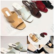 Glass Heel Slippers | Shoes for sale in Lagos State, Ikoyi