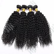 Fashion Kinky Curly Human Hair for Beautiful Ladies 6 Bundles | Hair Beauty for sale in Lagos State, Lagos Mainland