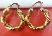 2pc Hoop Fashion Earring   Jewelry for sale in Lagos State, Surulere