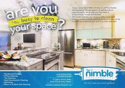 The Nimble Housekeepers | Cleaning Services for sale in Oyo State, Egbeda