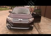 Toyota Highlander 2012 Limited Brown | Cars for sale in Lagos State, Lekki Phase 1