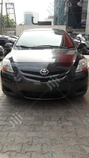 Toyota Yaris 2007 1.5 Gray | Cars for sale in Lagos State, Apapa