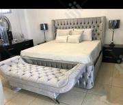 Royal Master Bed-Frame With Mattress | Furniture for sale in Lagos State, Ojo