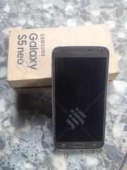 Samsung Galaxy S5 Neo 16 GB Gold | Mobile Phones for sale in Lagos State, Alimosho