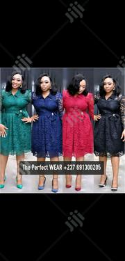 Ladies Formal Lace Dress | Clothing for sale in Lagos State, Lagos Island