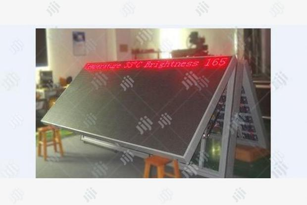 2 Sides LED Sign By Hip