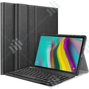 Keyboard Leather Case for Galaxy Tab S5E 10.5 2019 | Accessories for Mobile Phones & Tablets for sale in Lagos State, Ikeja