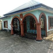 3 Bedrooms Bungalow For At Grace Land Estate Off Atiku Rd For Sale | Houses & Apartments For Sale for sale in Akwa Ibom State, Uyo