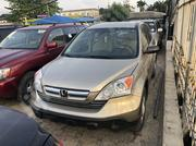 Honda CR-V 2007 LX Automatic Gold   Cars for sale in Lagos State, Lekki Phase 1