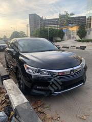 Honda Accord 2017 Black | Cars for sale in Lagos State, Ikoyi