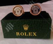 Rolex Inspired Cufflinks Buttons | Clothing Accessories for sale in Lagos State, Ikeja
