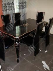 Dinning Table With 6 Chairs | Furniture for sale in Lagos State, Ojo